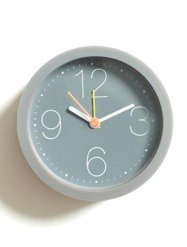 スタイライフラウンドシェイプ目覚まし時計