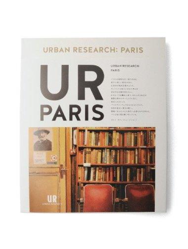 URBAN RESEARCH: PARIS
