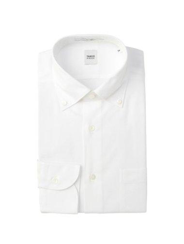 オックスマスターシード釦ダウンドレスシャツ