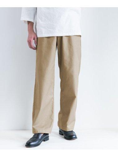 Wide Easy Trouser
