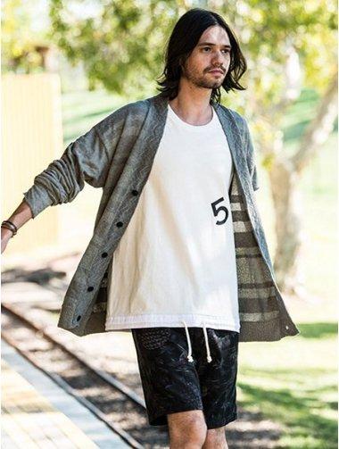 Long sleeves cardigan