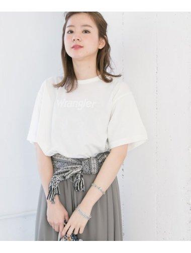 WranglerxURBAN RESEARCH 別注BIGロゴTシャツ