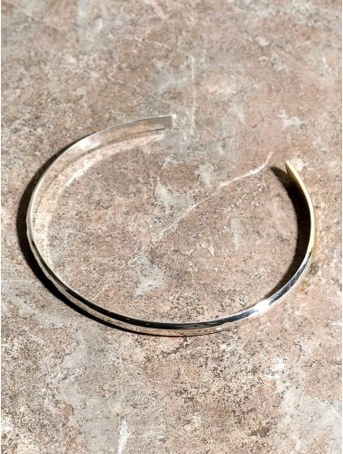 DOUBLE FACE BANGLE