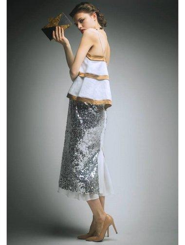 ティアードキャミブラウス[DRESS/ドレス]