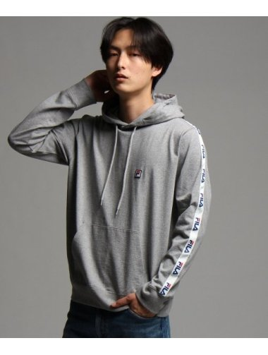 FILA for tk. TAKEO KIKUCHI プルオーバーパーカー