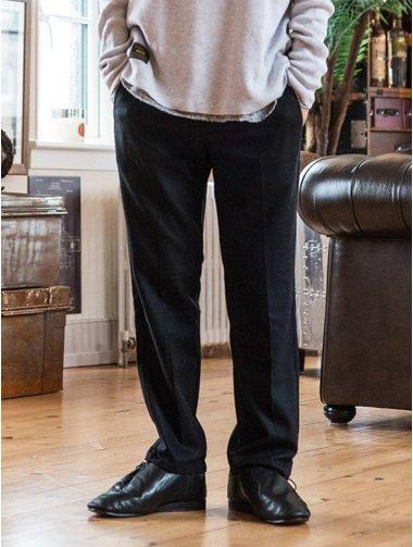 Tweed slacks