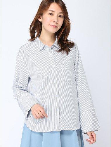 ロングカフスシャツ