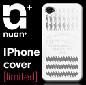 nuan+ iPhone cover